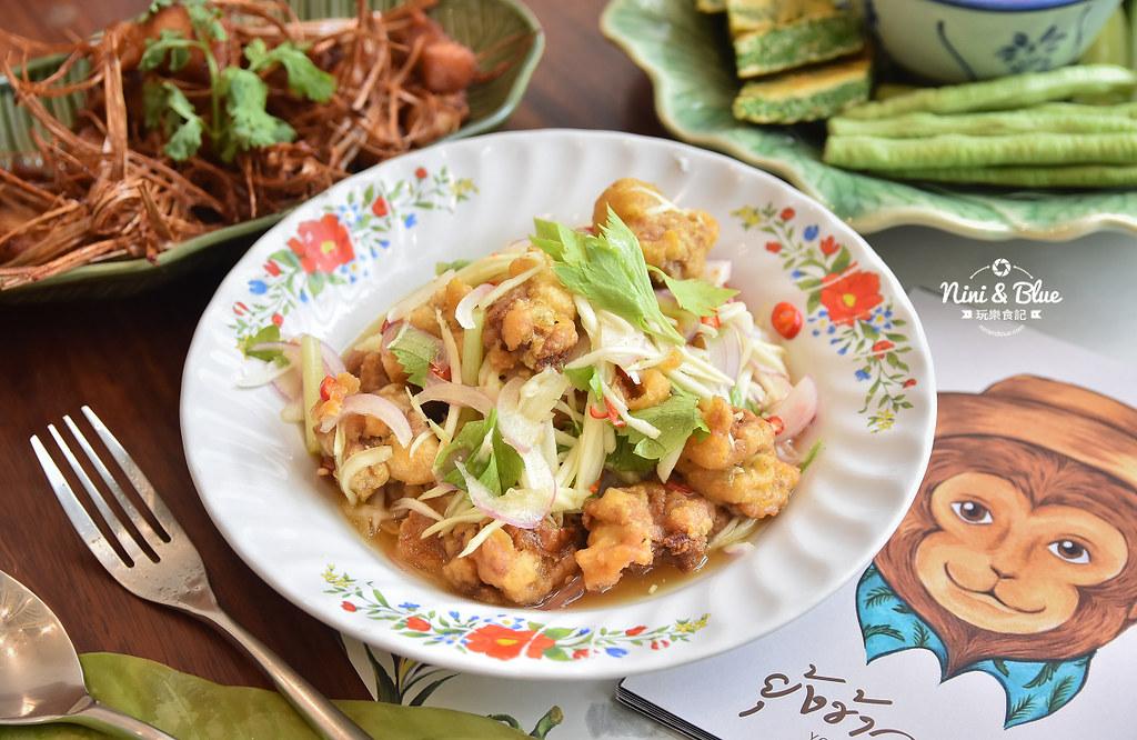 yoong khao hom曼谷美食menu Mega Bangna百貨17