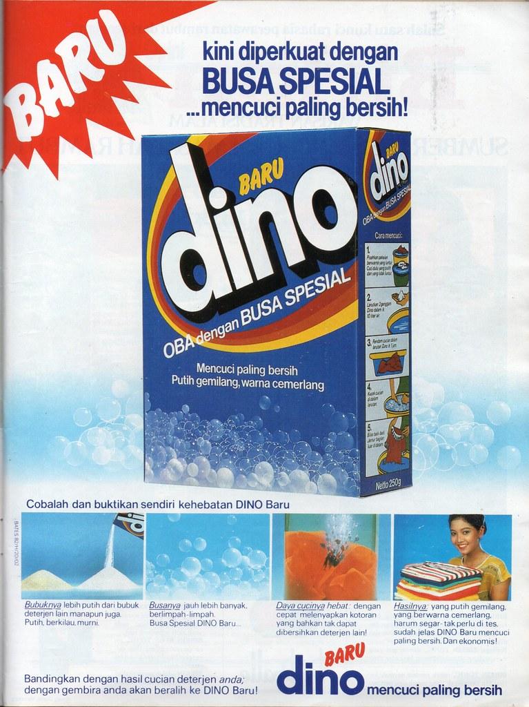 Dino - Femina, 7 September 1982