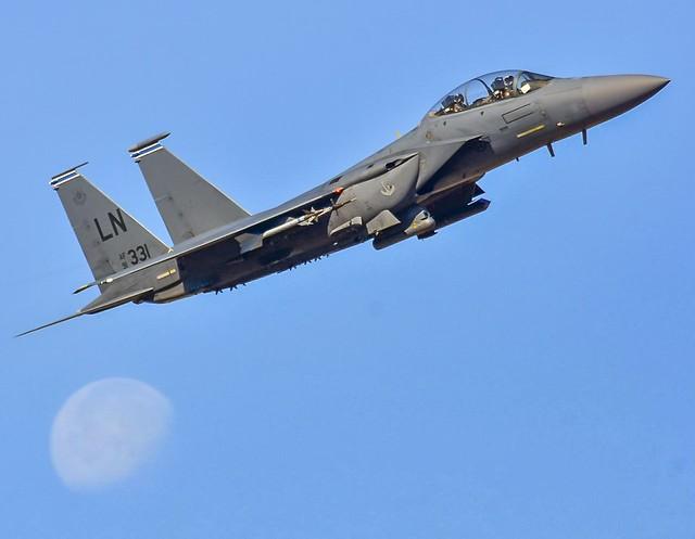 F15 E AF 91 331 492nd FS