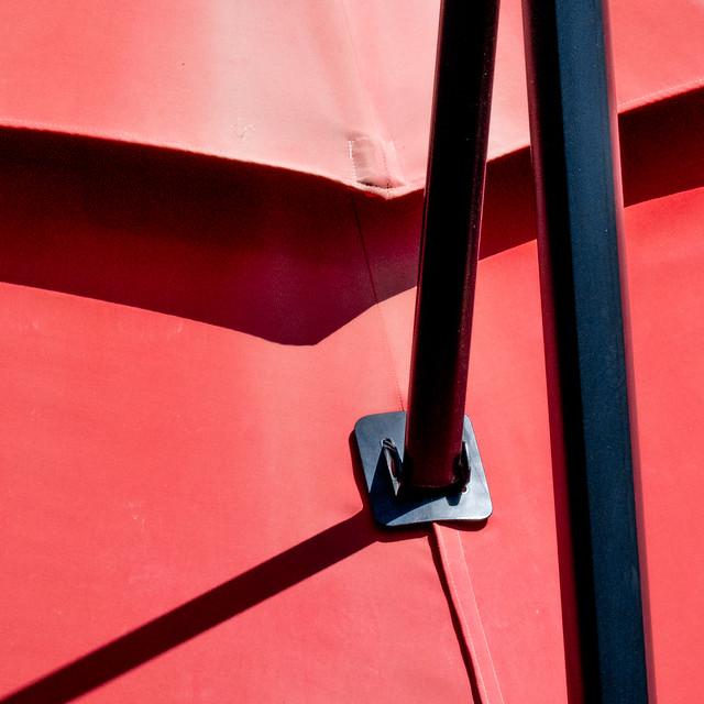 Umbrella with Shadows