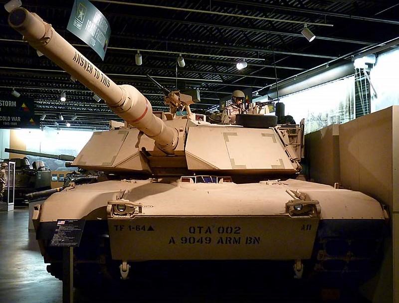 M1A1 Abrams 1