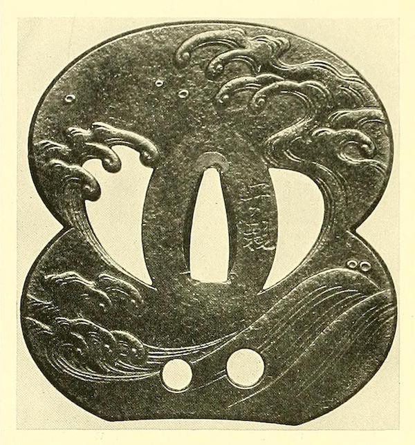japanese tsuba