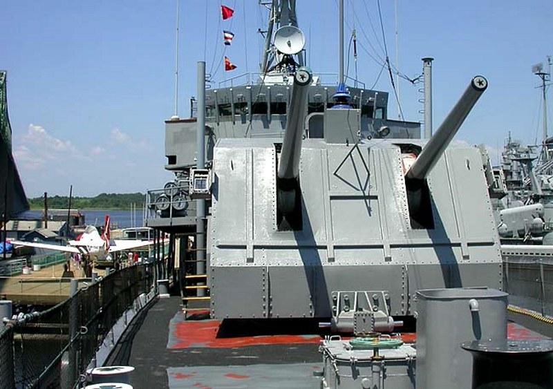 USS Joseph Kennedy DD-850  00001