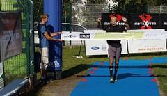 Vítěz maratonu na Saar Hradecký: Je tak pěkně, že jsem si dal něco delšího