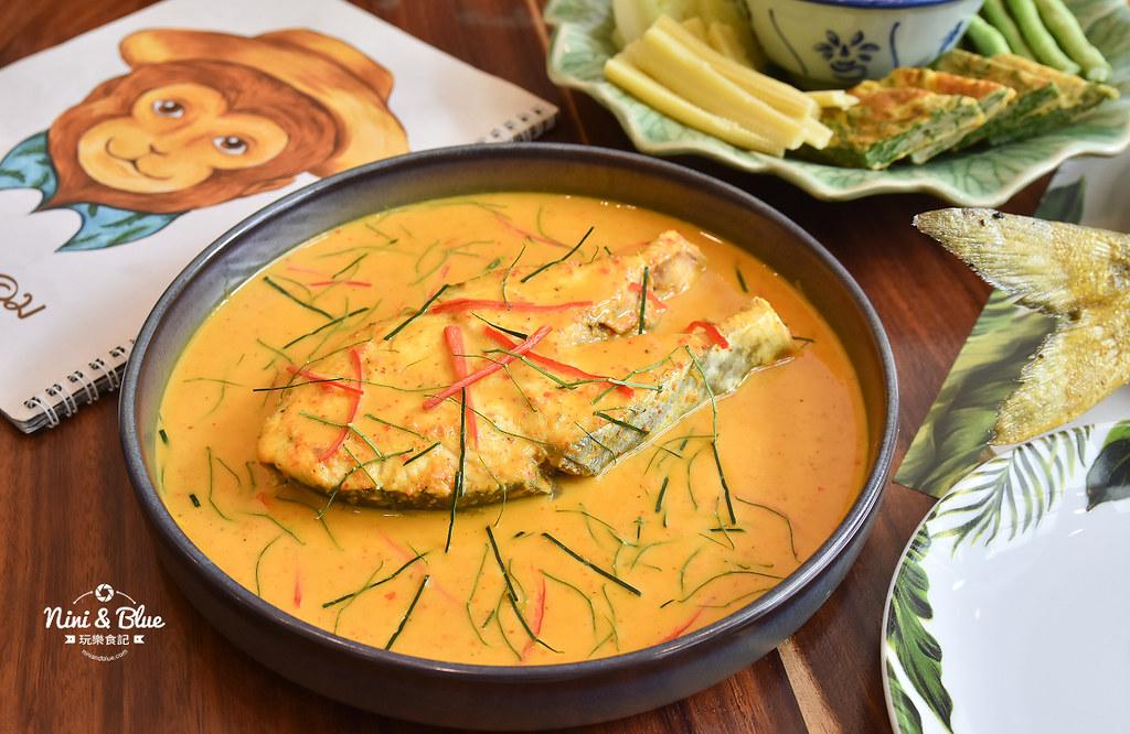 yoong khao hom曼谷美食menu Mega Bangna百貨07
