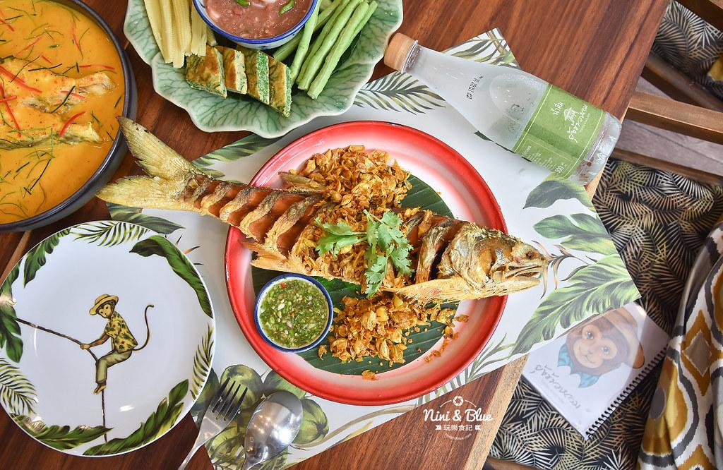 yoong khao hom曼谷美食menu Mega Bangna百貨06