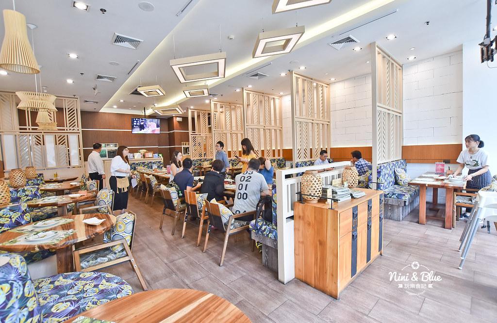 yoong khao hom曼谷美食menu Mega Bangna百貨05