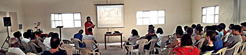 FORMAÇÃO LEITURA ORANTE DA BIBLIA