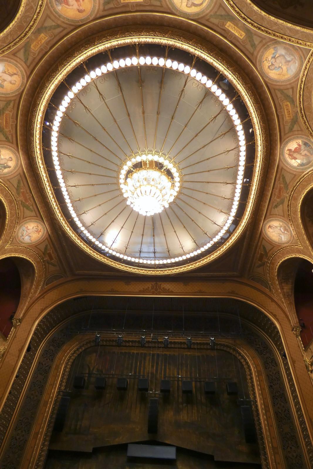 Théâtre du Châtelet, Paris