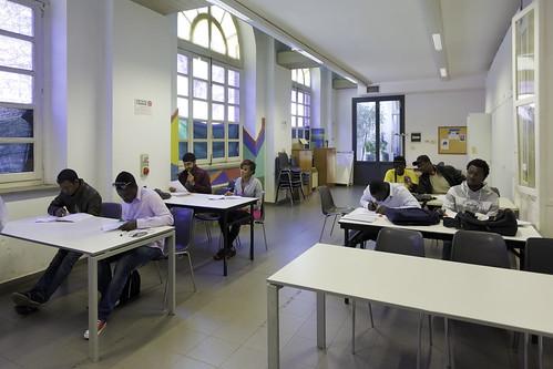 La scuola di italiano per gli stranieri