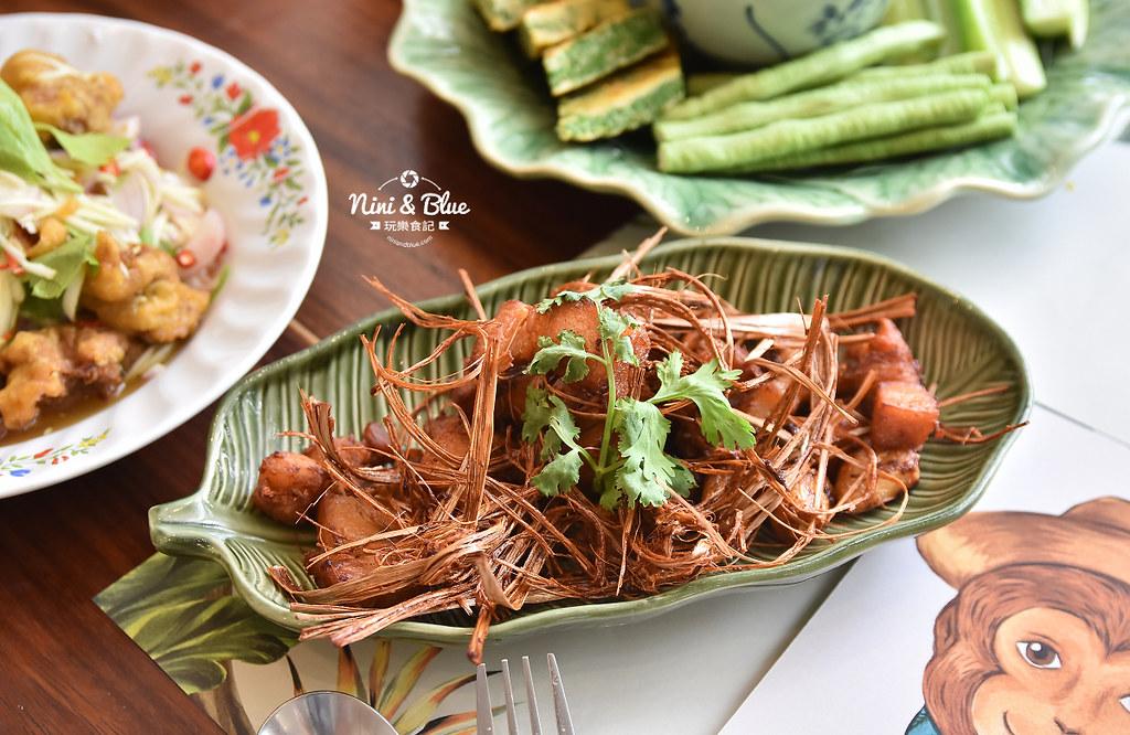 yoong khao hom曼谷美食menu Mega Bangna百貨16