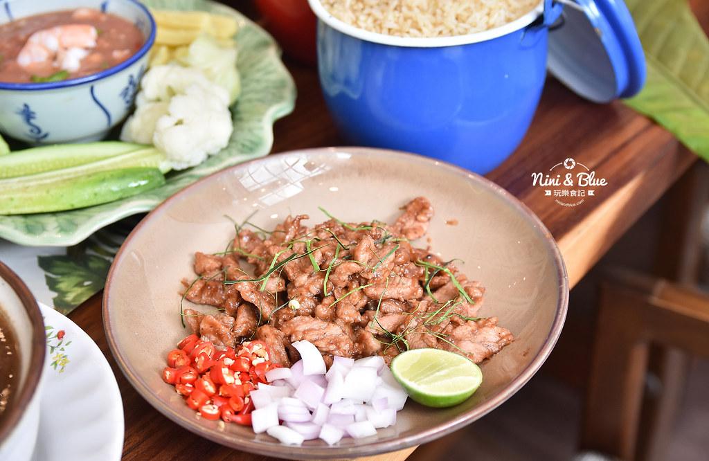 yoong khao hom曼谷美食menu Mega Bangna百貨13