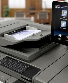 mass copiers