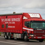 Taylors Industrial Services Scania 94D 260 KX51HCO