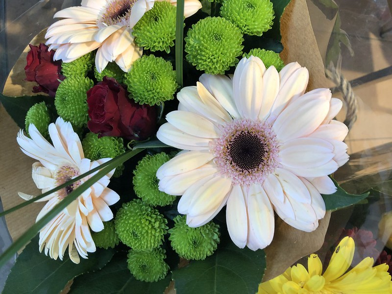 Bouquet with Gerbery