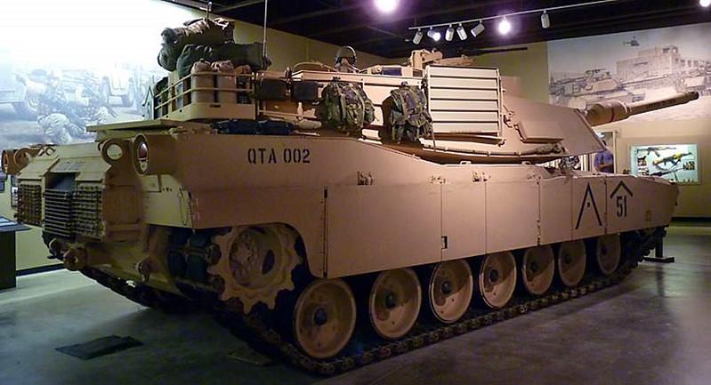 M1A1 Abrams 2