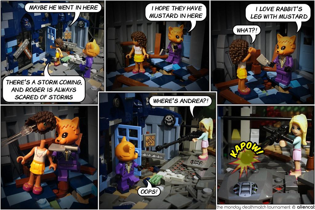 The Monday Deathmatch Tournament - Page 69
