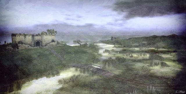 Castle or Ruin
