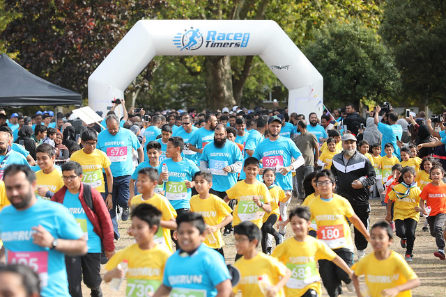 Muslim Charity Run 2019