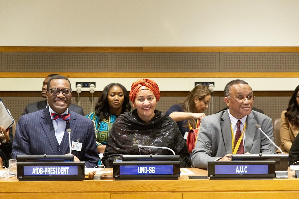 UN-AfDB High-Level Meeting