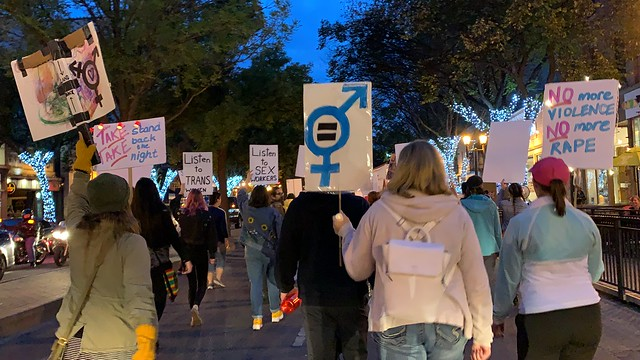 Take Back the Night 2019 - Edmonton