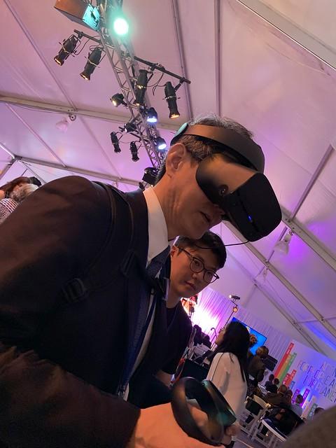 VR Exhibit_SDG Action Zone 2019