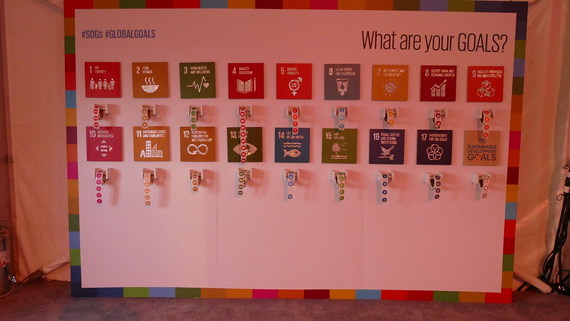Day 1 SDG Action Zone
