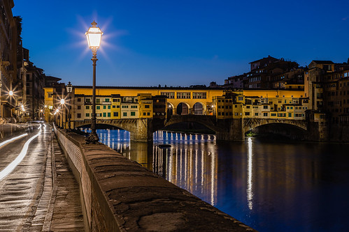 Ponte Vecchio, Florence | by selvagedavid38