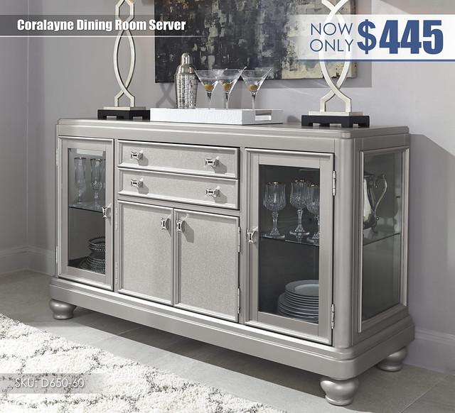 Coralayne Dining Server_D650-60