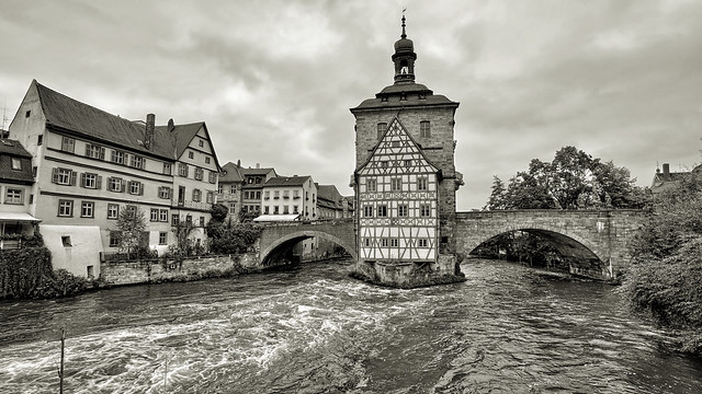 Town Hall in the River