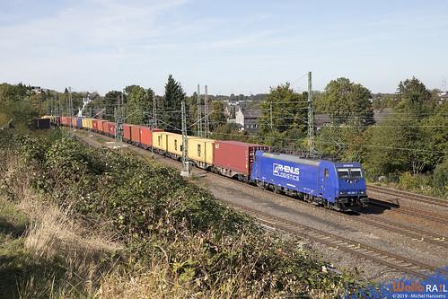 186 269 . Crossrail . 41533  . Eschweiler Hbf . 20.09.19.