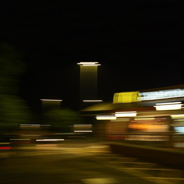 ....fast food....