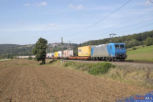 185 528 . CFL Cargo . 41563 . Uhingen . 15.09.19.
