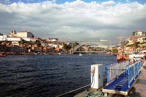 Rio Douro / Ponte de D. Luis