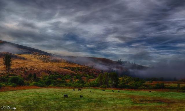 Powder River Country, Oregon