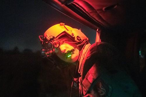 Birlikler Gece Görüşünü Gözlerine Enjekte Edebilir
