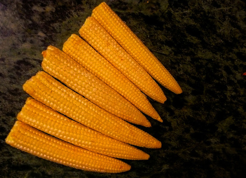 ODC Baby Sweetcorn (Maize) (2)