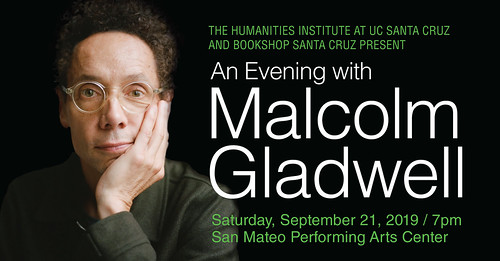 9.21.19 Malcolm Gladwell - Talking to Strangers