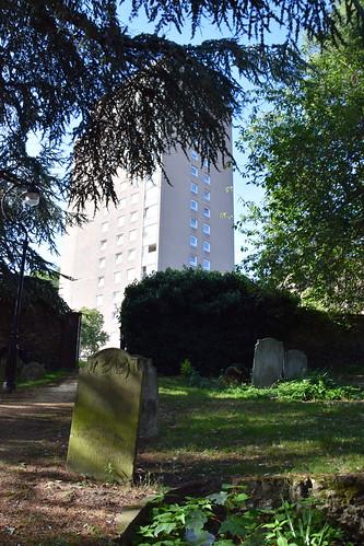 The St Etheldreda dead