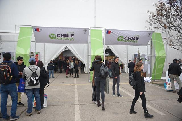 Expo Chile Agrícola 2019 Lunes 26 Agosto