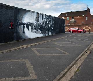 Shankill Road Mural