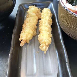 Shrimp Tempura- for my Udon Soup- served separately! | by Man_of Steel