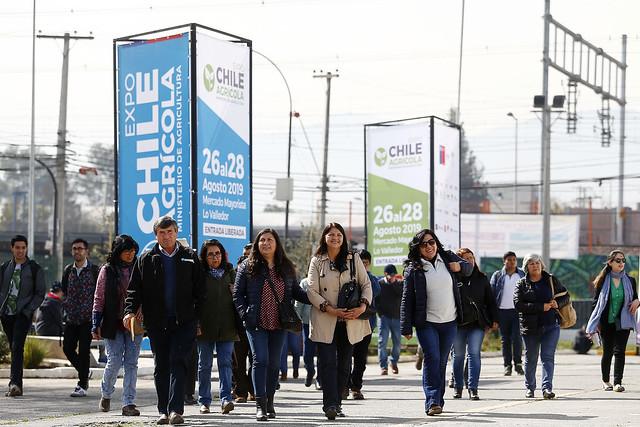 Expo Chile Agrícola 2019 Martes 27 Agosto