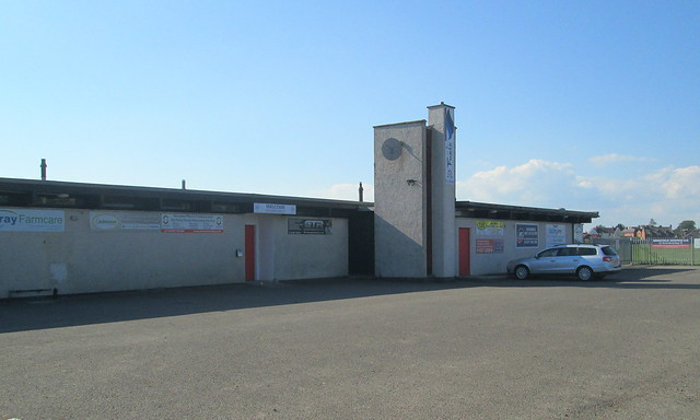 Dumfries Rugby Club Building