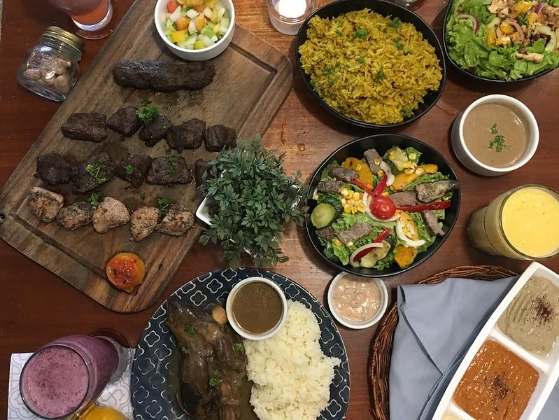 Sultan Mediterranean Grill, Makati