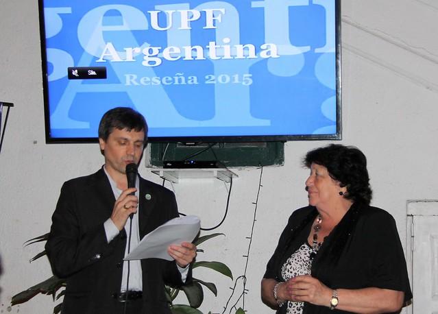 Argentina-2015-12-20-UPF-Argentina Celebrates Accomplishments of 2015