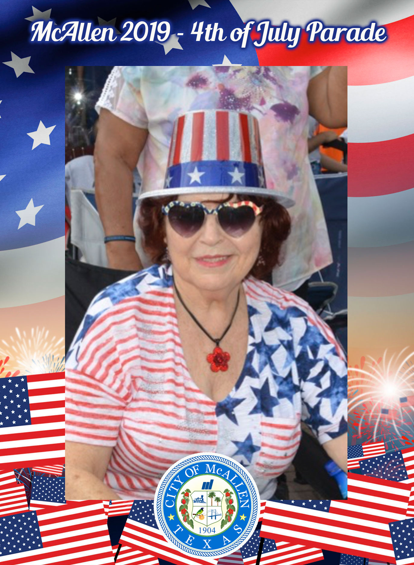 McAllen 4th of July Parade 2019 – Faces Part 4