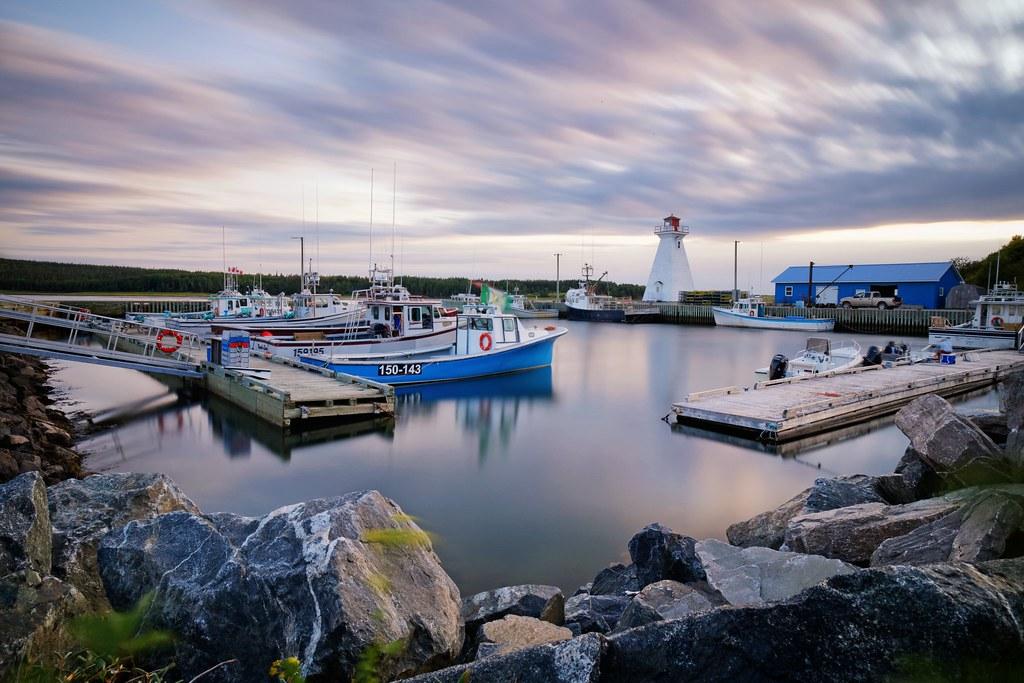 Mabou Harbour - Cape Breton
