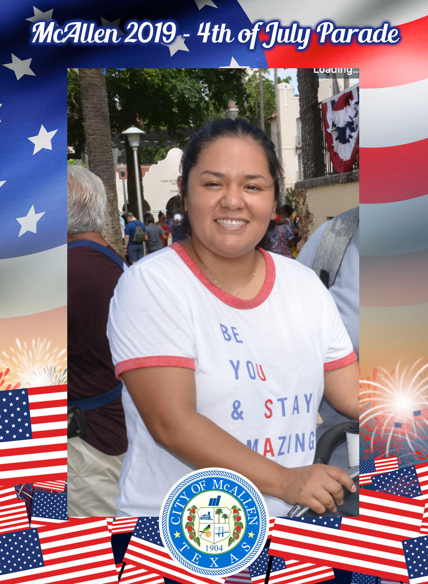 McAllen 4th of July Parade 2019 – Faces Part 2
