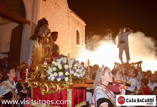 ENLACE A LA GALERIA DE FOTOS SANTA TECLA SITGES 2019